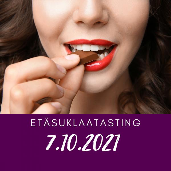 Etäsuklaatasting oulu virkistyspäivä tykypäivä pikkujoulu oulu chocosomnia suklaa
