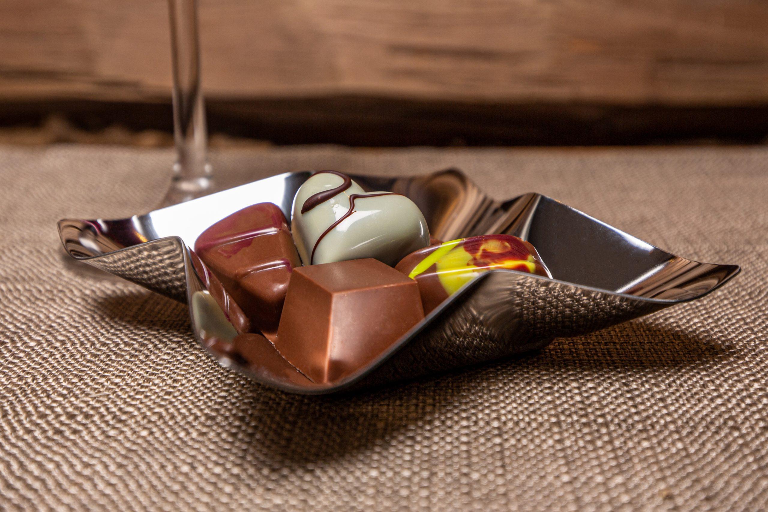 Käsintehtyä suklaata Oulu