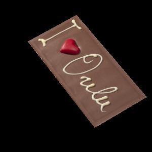Suklaalevy käsintehtyä suklaata oulu