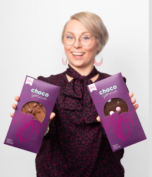 Uusi suklaakauppa