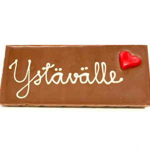 ystävänpäivä lahja suklaa oulu käsintehty