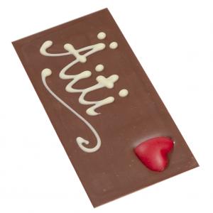 äitienpäivä lahja suklaalevy käsintehty oulu