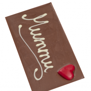 äitienpäivä lahja mummu suklaalevy käsitehty oulu